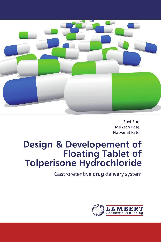 Design & Developement of Floating Tablet of Tolperisone Hydrochloride