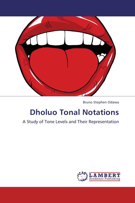 Dholuo Tonal Notations