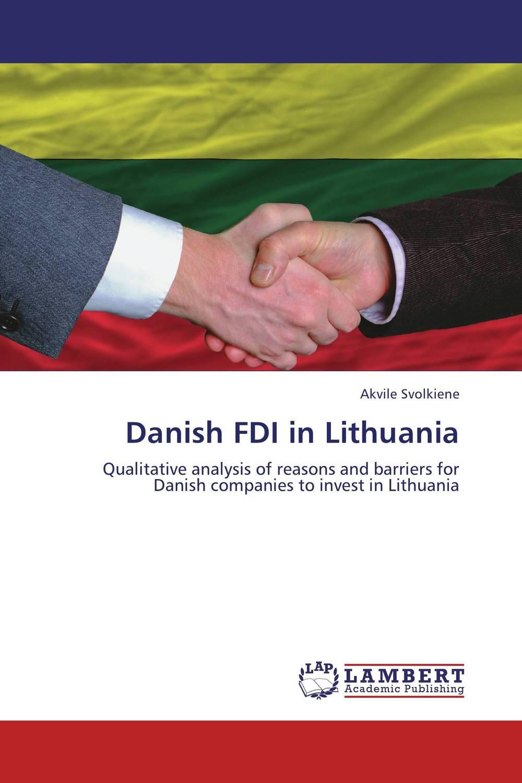 Danish FDI in Lithuania
