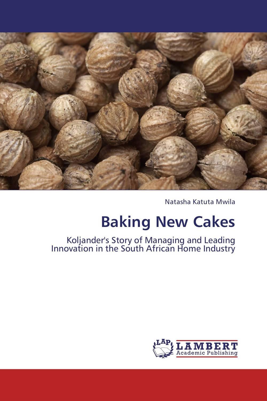 Baking New Cakes
