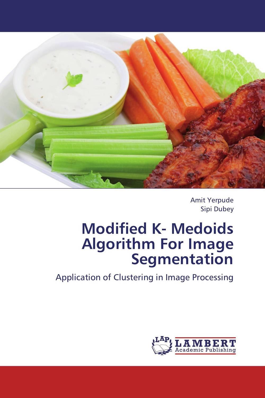 Modified K- Medoids Algorithm For Image Segmentation