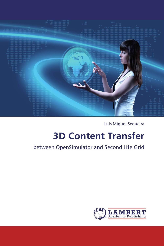 3D Content Transfer