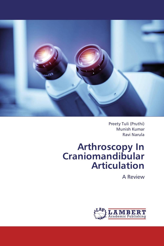 Arthroscopy In Craniomandibular Articulation