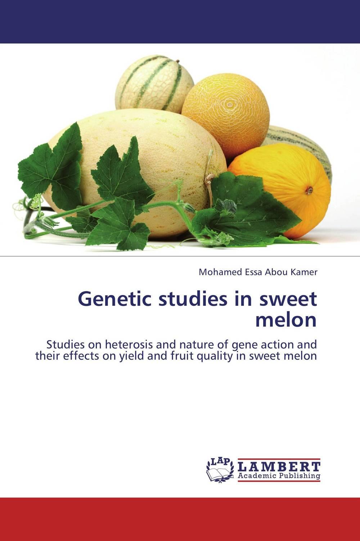 Genetic studies in sweet melon