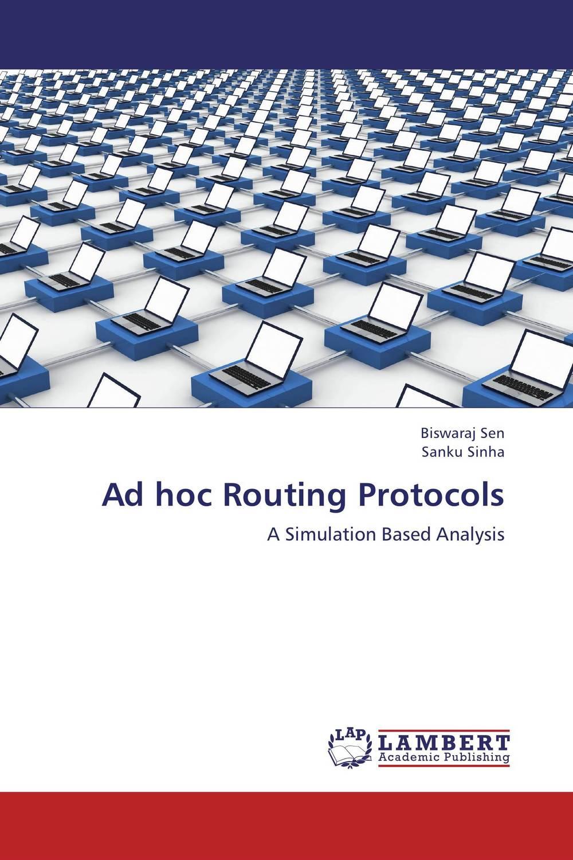 Ad hoc Routing Protocols