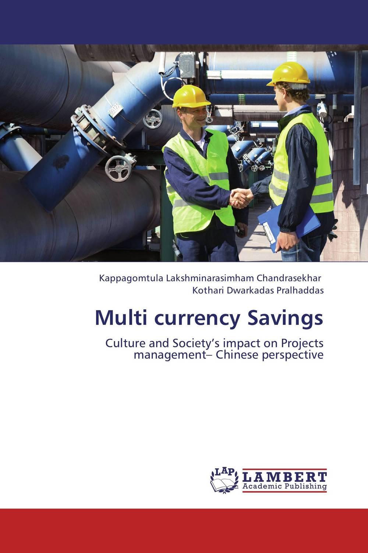Multi currency Savings