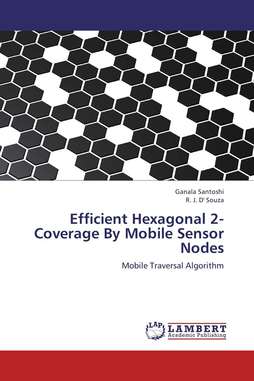 Efficient Hexagonal 2-Coverage By Mobile Sensor Nodes