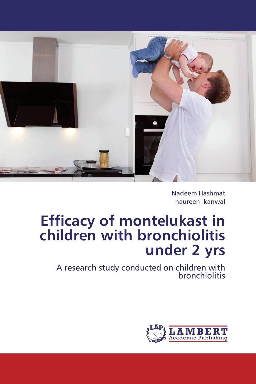 Efficacy of montelukast in children with bronchiolitis under 2 yrs