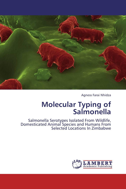 Molecular Typing of Salmonella