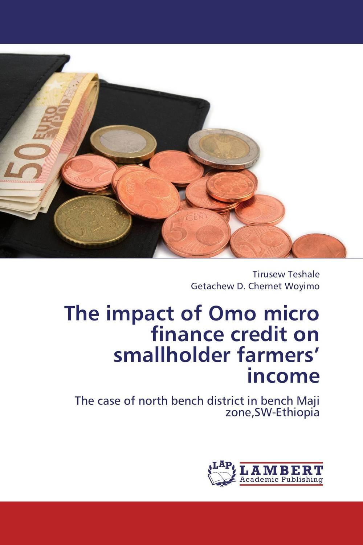 The impact of Omo micro finance credit on smallholder farmers' income