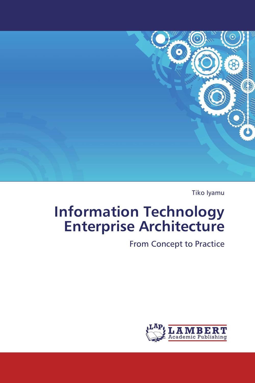 Information Technology Enterprise Architecture