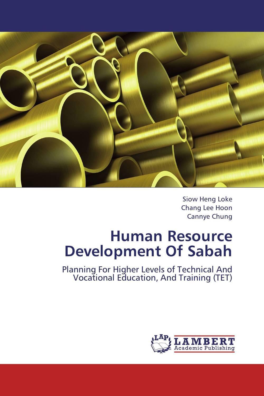Human Resource Development Of Sabah