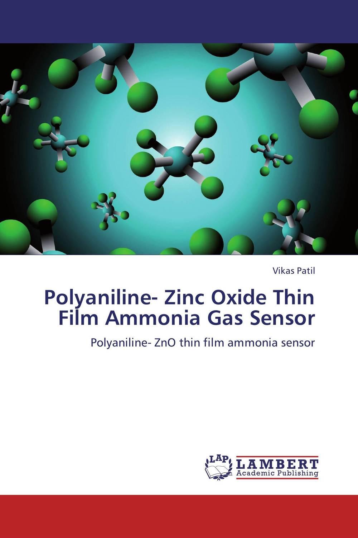 Polyaniline- Zinc Oxide Thin Film Ammonia Gas Sensor