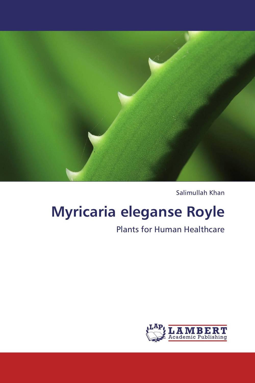 Myricaria eleganse Royle
