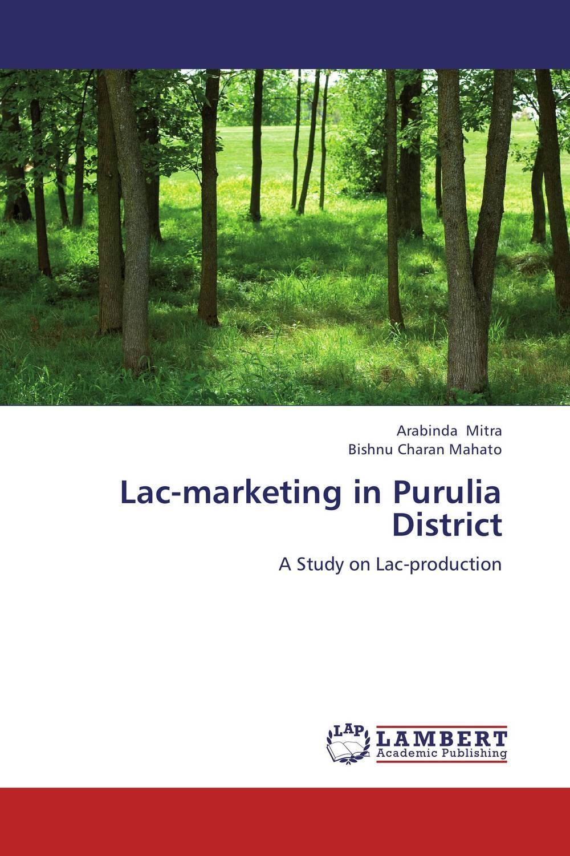 Lac-marketing in Purulia District