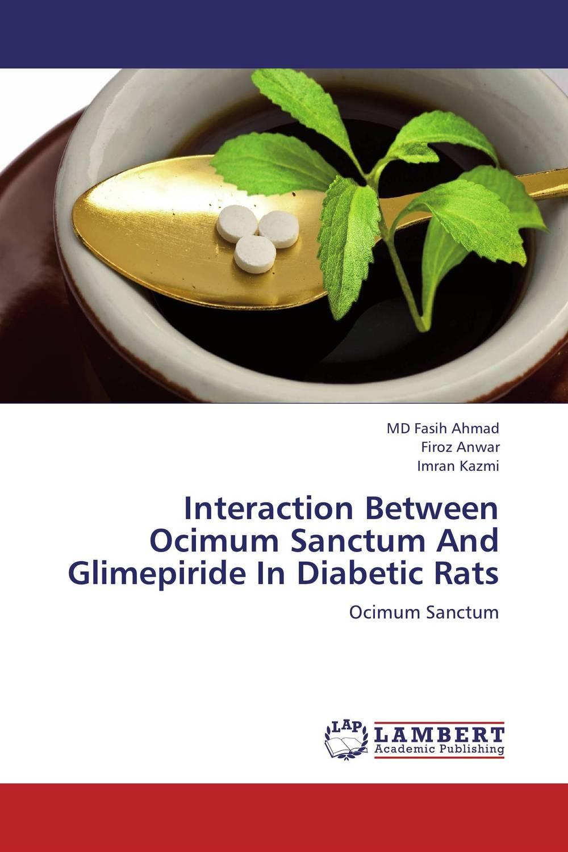 Interaction Between Ocimum Sanctum And Glimepiride In Diabetic Rats