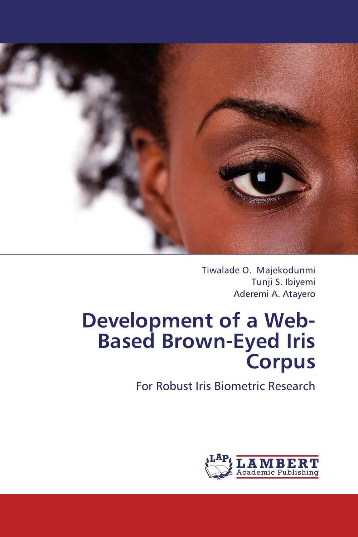 Development of a Web-Based Brown-Eyed Iris Corpus