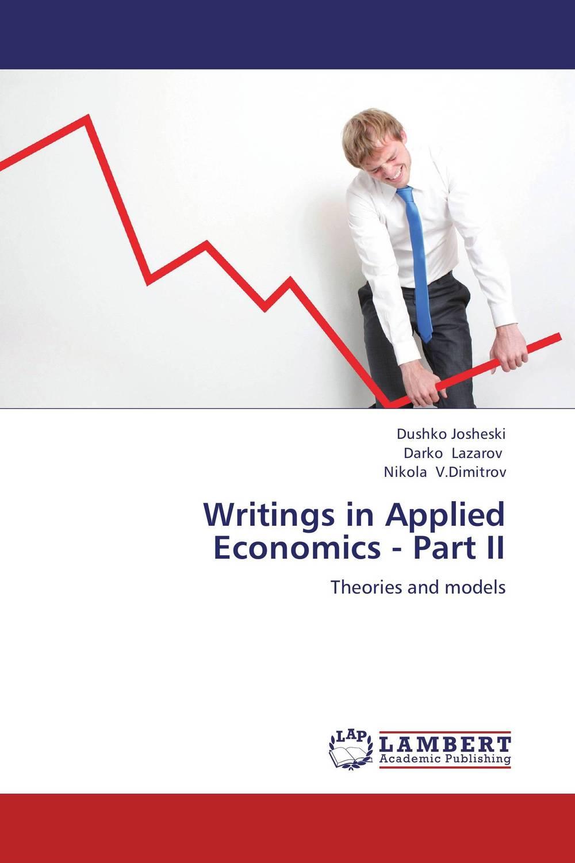 Writings in Applied Economics - Part II