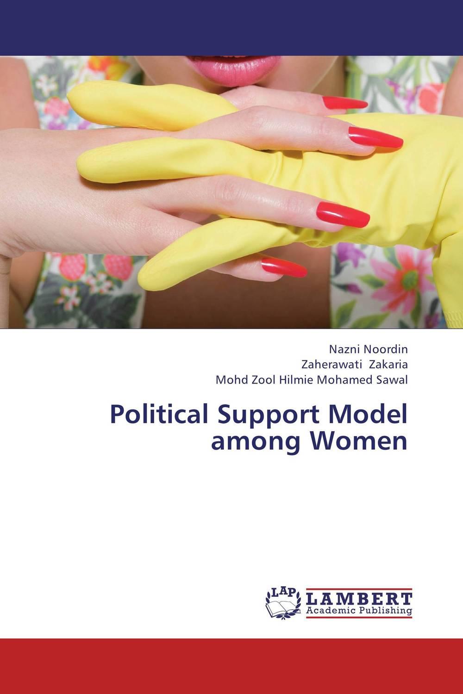 Nazni Noordin,Zaherawati Zakaria and Mohd Zool Hilmie Mohamed Sawal Political Support Model among Women