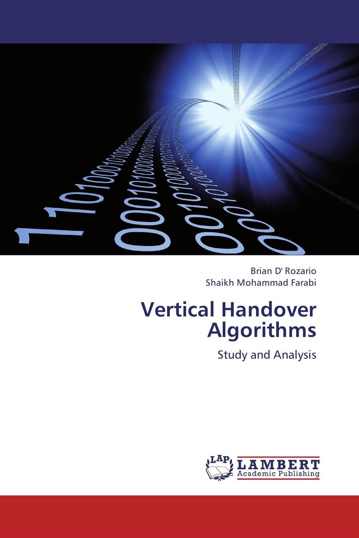 Vertical Handover Algorithms