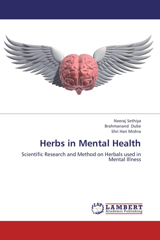 Herbs in Mental Health