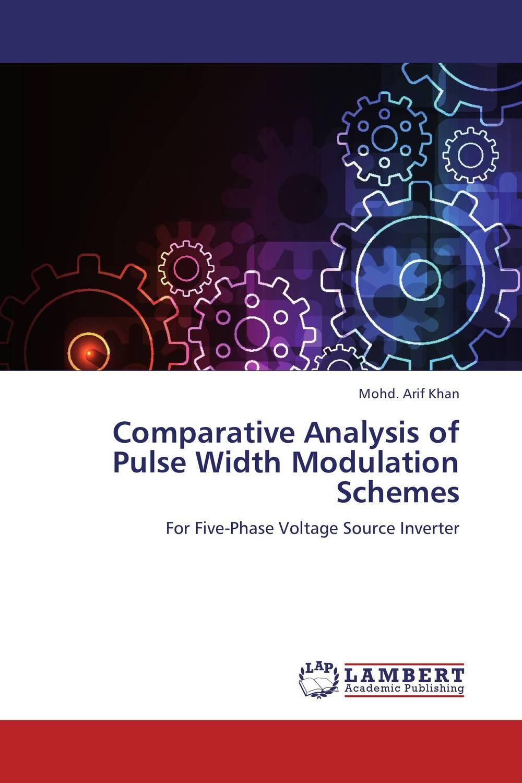 Mohd. Arif Khan Comparative Analysis of Pulse Width Modulation Schemes mohd mazid and taqi ahmed khan interaction between auxin and vigna radiata l under cadmium stress