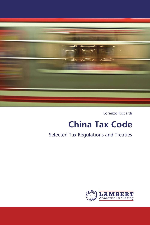 China Tax Code