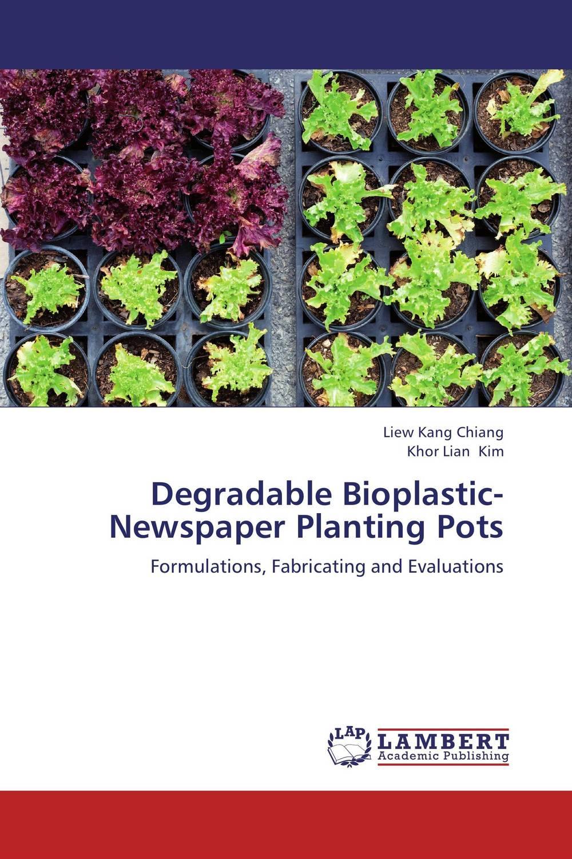 Liew Kang Chiang and Khor Lian Kim Degradable Bioplastic-Newspaper Planting Pots mukhzeer mohamad shahimin and kang nan khor integrated waveguide for biosensor application