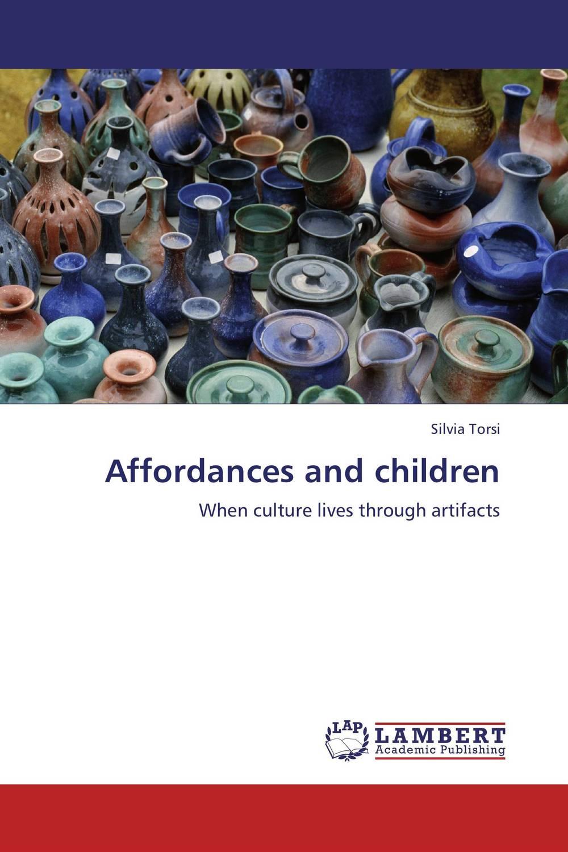 Affordances and children