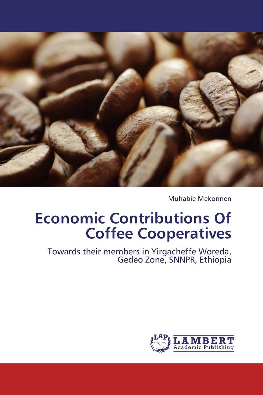 Economic Contributions Of Coffee Cooperatives