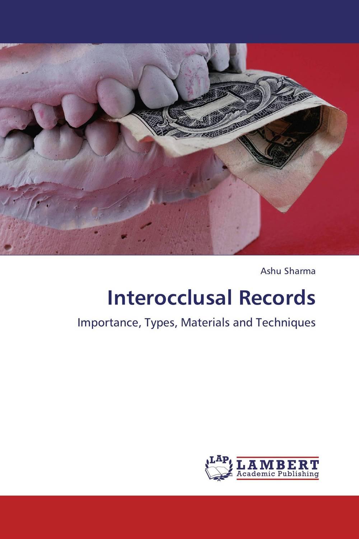 Interocclusal Records