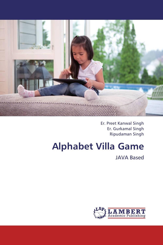 Alphabet Villa Game