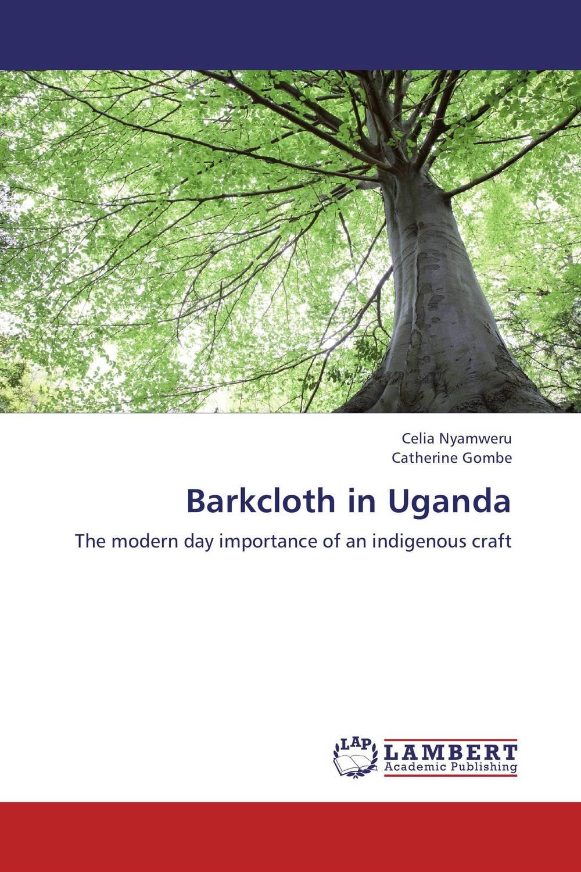 Barkcloth in Uganda