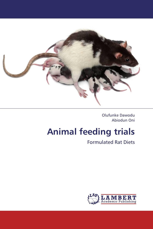 Olufunke Dawodu and Abiodun Oni Animal feeding trials oni namerenno priblizhayut carstvo antixrista