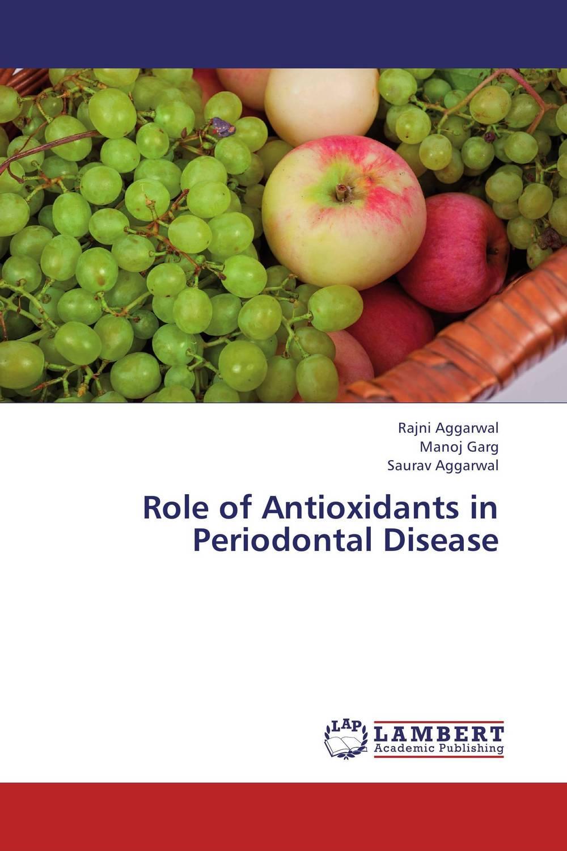 Role of Antioxidants in Periodontal Disease