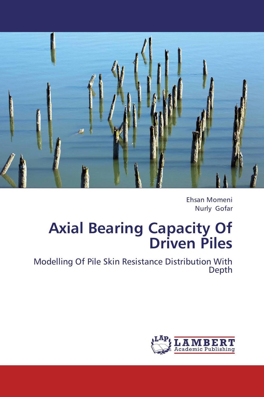 Axial Bearing Capacity Of Driven Piles