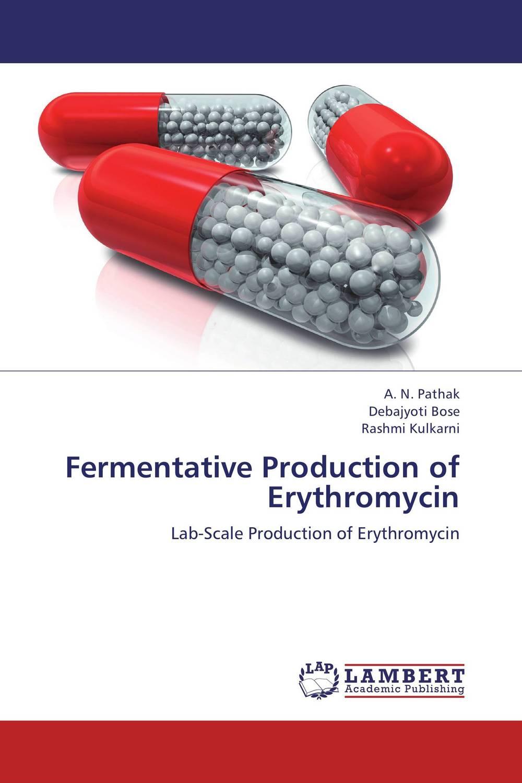 Fermentative Production of Erythromycin