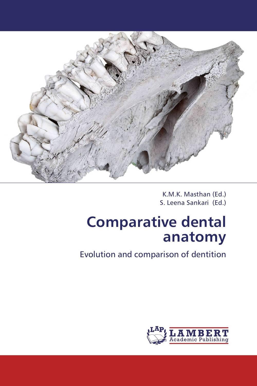 Comparative dental anatomy