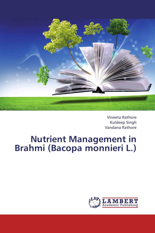 Vineeta Rathore,Kuldeep Singh and Vandana Rathore Nutrient Management in Brahmi (Bacopa monnieri L.) shyam singh and l p awasthi characterization and management of viral diseases of papaya