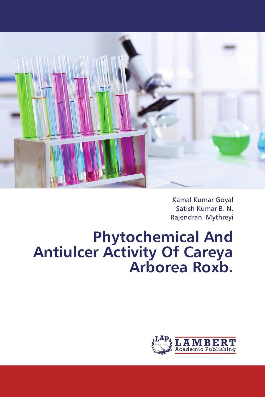 Phytochemical And Antiulcer Activity Of Careya Arborea Roxb.