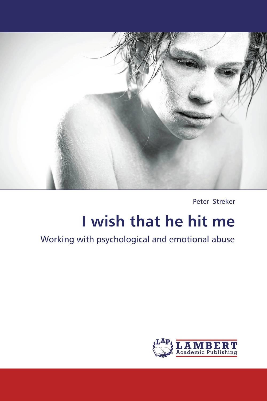 I wish that he hit me
