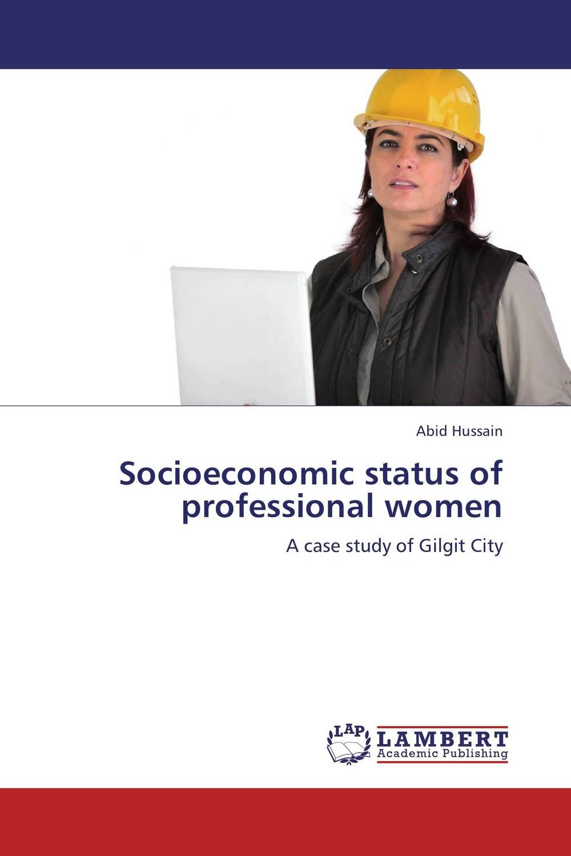 Socioeconomic status of professional women