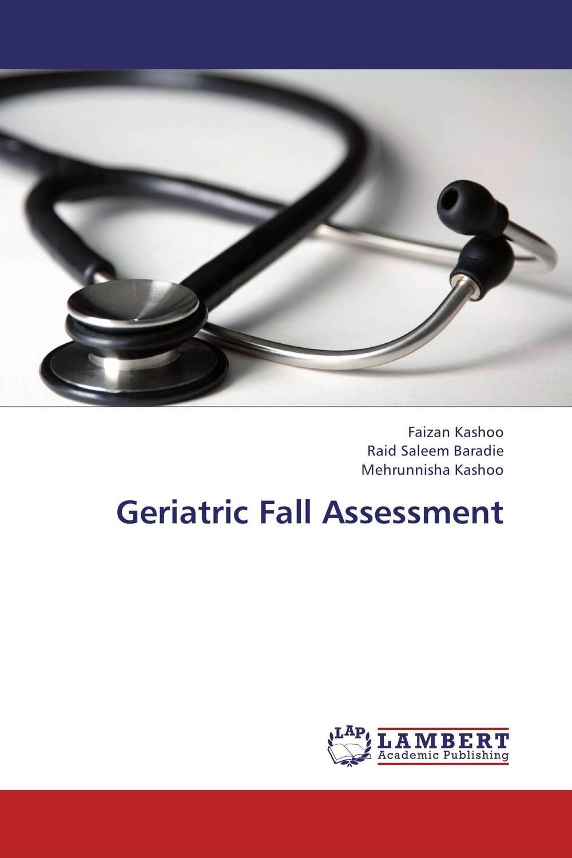 Geriatric Fall Assessment
