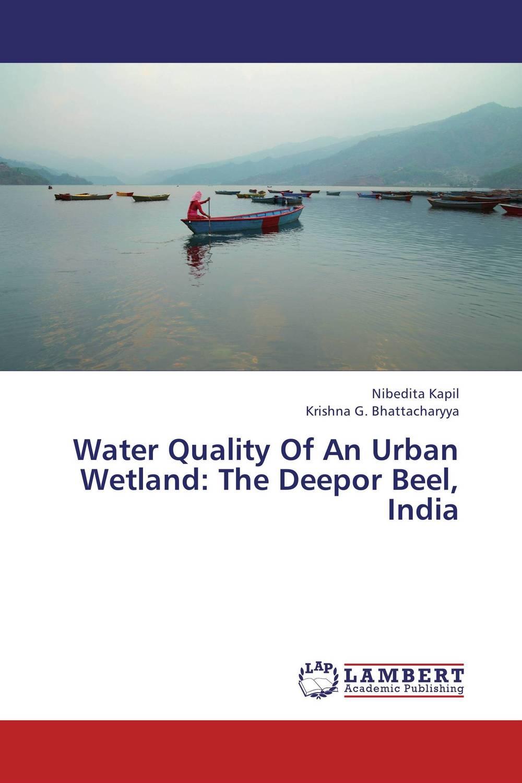 Water Quality Of An Urban Wetland: The Deepor Beel, India