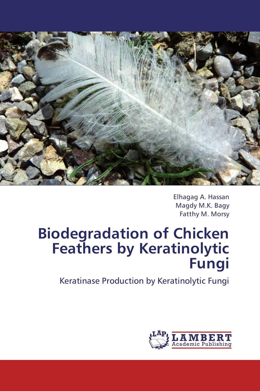 Biodegradation of Chicken Feathers by Keratinolytic Fungi