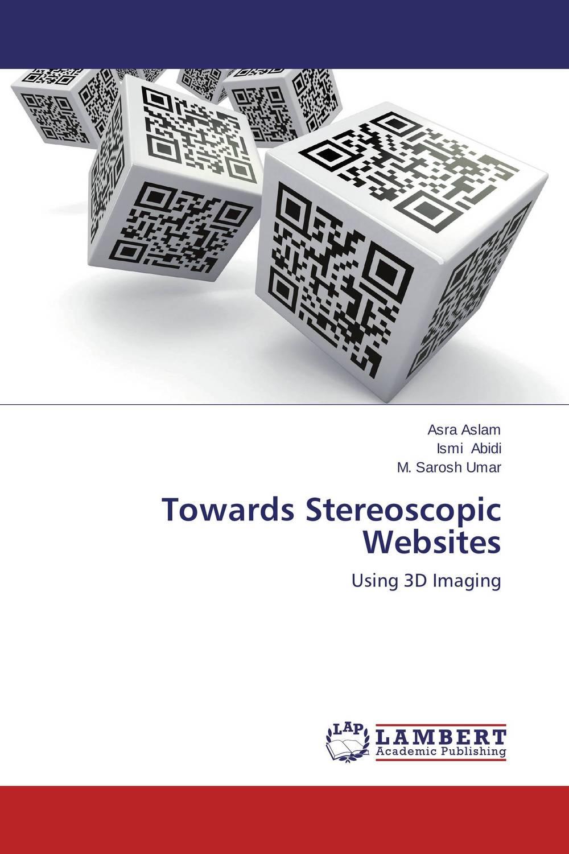 Towards Stereoscopic Websites
