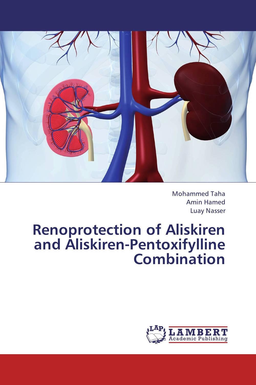 Renoprotection of Aliskiren and Aliskiren-Pentoxifylline Combination