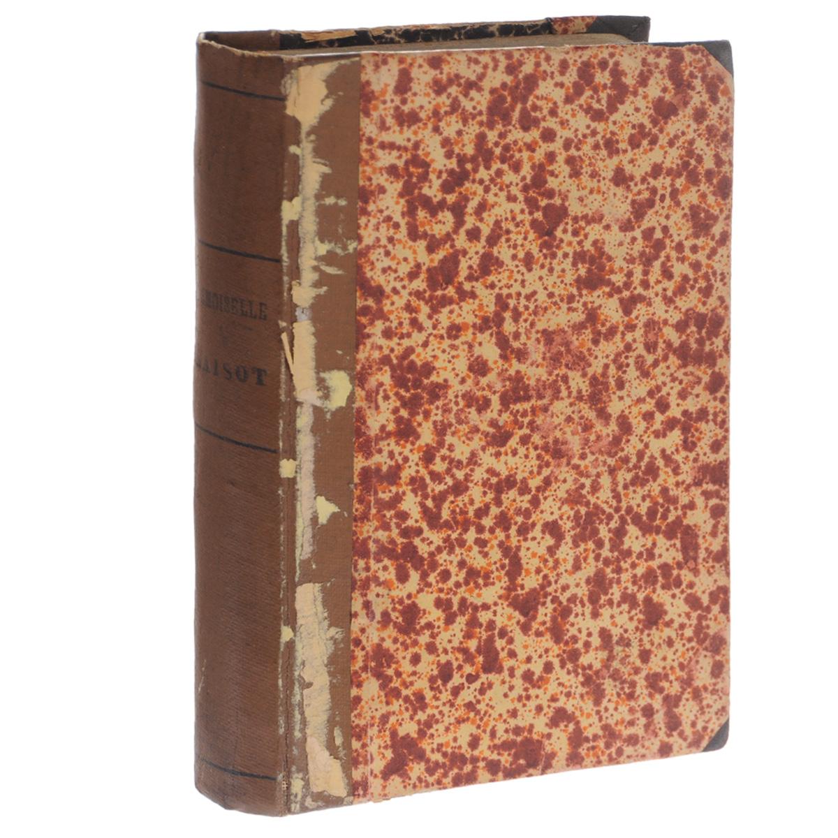 Mademoiselle BlaisotUDC425072Париж, 1884 г., Calmann-Levy. Владельческий переплет, сохранность хорошая. На первых страницах книги имеются владельческие пометки карандашом и чернилами. Предлагаем вашему вниманию книгу на французском языке Mademoiselle Blaisot. Издание не подлежит вывозу за пределы Российской Федерации.