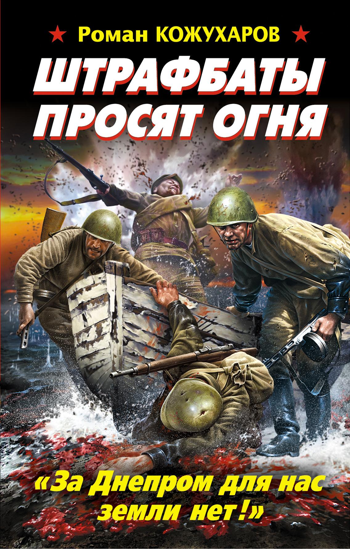 """Штрафбаты просят огня. """"За Днепром для нас земли нет!"""""""