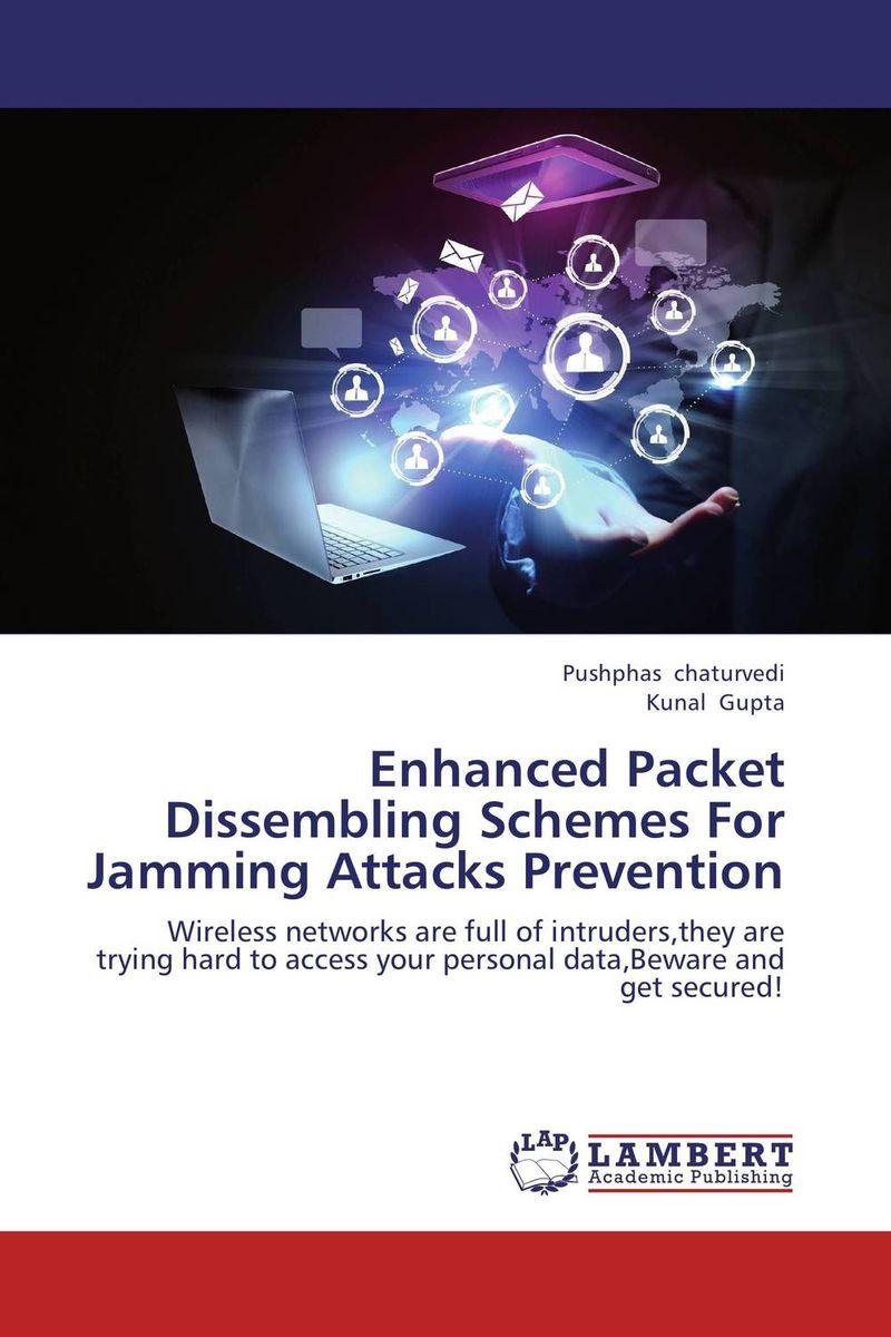 Enhanced Packet Dissembling Schemes For Jamming Attacks Prevention